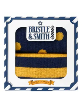 Bristle & Smith Sock Duo Set by Superdrug