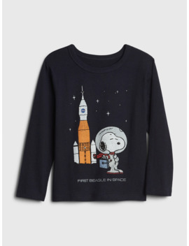 Toddler Snoopy Graphic T Shirt by Gap