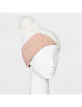 Women's Chenille Beanie   A New Day™ One Size by A New Day