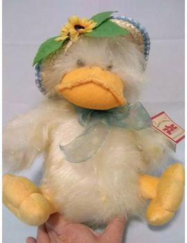 Chantilly Lane G3066 11 In. Sunshine Duck Flaps Wings Sings You Are My Sunshine by Chantilly Lane