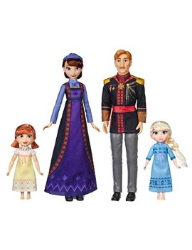 Disney Frozen 2 Arendelle Royal Family Fashion Doll Set (Target Exclusive) by Frozen