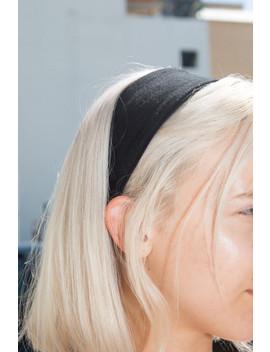 Black Headband by Brandy Melville