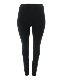 Spanx Ponte Ankle Length Leggings Tall Very Black L New A309031 by Spanx