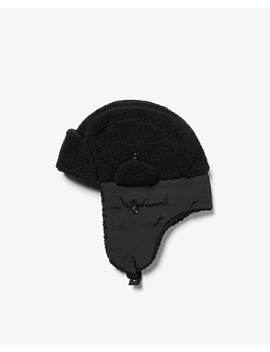 Sherpa Trapper Hat by Express