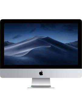 "21.5"" I Mac® With Retina 4 K Display (Latest Model)   Intel Core I3 (3.6 G Hz)   8 Gb Memory   1 Tb Hard Drive   Silver by Apple"