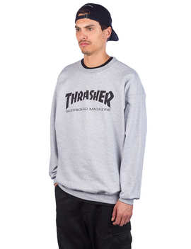 Skate Mag Crewneck Pulover by Thrasher