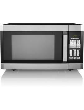 Hamilton Beach 1.6 Cu. Ft. Digital Microwave Oven, Stainless Steel by Hamilton Beach