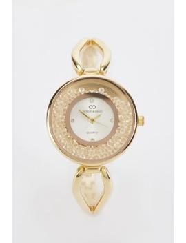 Move Stone Bracelet Watch by Everything5 Pounds