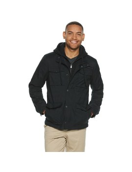 Men's Marc Anthony Jacket With Hood Bib by Marc Anthony