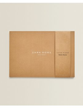 Weekly Planner  Books And Stationery   Decoration &Amp; Accessories   Shop By Product by Zara Home