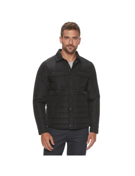 Men's Marc Anthony Lightweight Quilted Shirt Jacket by Marc Anthony