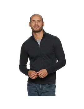 Men's Marc Anthony Full Zip Fleece Sweater by Marc Anthony