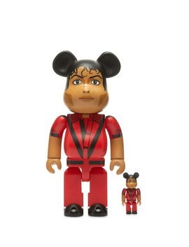 Medicom Michael Jackson Red Jacket Be@Rbrick by Medicom