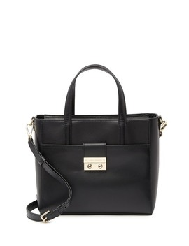 Lock Group Small Tote Bag by Cole Haan