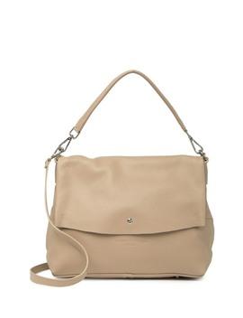 Ned Leather Shoulder Bag by Maison Heritage