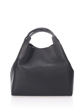 Leather Hobo Bag by Lisa Minardi