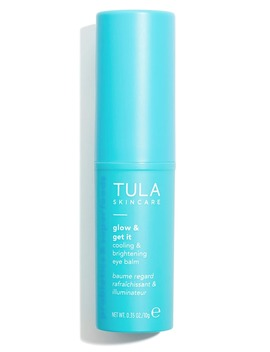 Glow & Get It Cooling & Brightening Eye Balm by Tula Probiotic Skincare