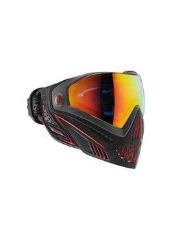 Nuevo Gafas Gafas De Paintball Térmica De Tinte I5 Máscara Fire Negro/Rojo by Ebay Seller