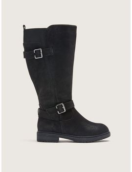 Extra Wide Water Resistant Tall Boot   In Every Story Extra Wide Water Resistant Tall Boot   In Every Story by Addition Elle