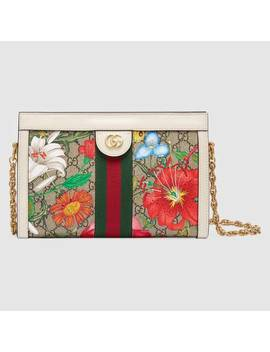 Ophidia Gg Flora Small Shoulder Bag by Gucci