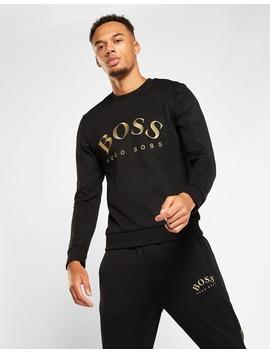 Boss Salbo Crew Sweatshirt by Jd Sports