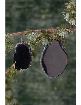 Agate Gemstone Ornament Set by Anthropologie