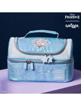 Disney's Frozen 2 Double Decker Lunchbox by Smiggle