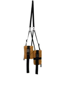 Double Neck Pouch by The Viridi Anne