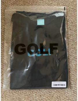 Golf Wang Flame Logo Tee by Golf Wang  ×