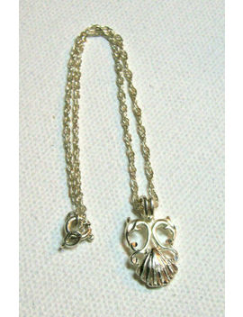 Sterling Silver 9 Inch Rope Ankle Bracelet W/ Seashell/Dolphin Charm by Ebay Seller