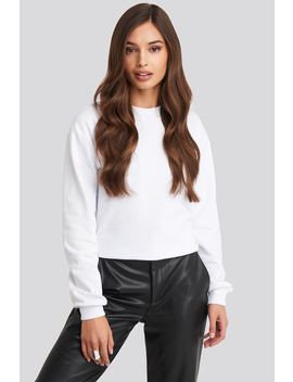 Basic Sweater Hvid by Na Kd Basic