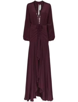 Danitza Maxi Gown by Silvia Tcherassi
