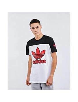 Adidas Seventy Four Trefoil   Men T Shirts by Adidas