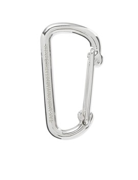 Takahiromiyashita The Soloist. Bone Shaped Carabiner by Takahiromiyashita The Soloist.