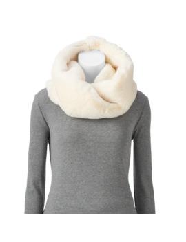 Women's Lc Lauren Conrad Faux Fur Cowl Scarf by Lc Lauren Conrad