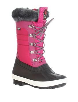 Debby Faux Fur Lined Waterproof Boot by Pajar