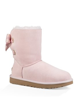 Ugg® Custom Bailey Bow Short Boots by Ugg