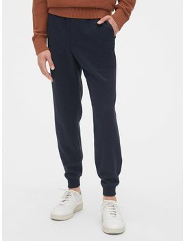 Houndstooth Joggers With Gap Flex by Gap