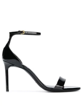 Amber 85 Sandals by Saint Laurent