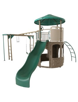 Lifetime Adventure Tower With Monkey Bars, 90630 by Lifetime