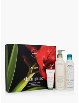Aveda Shampure™ Calming Aromatic Vegan Bodycare Collection Gift Set by Aveda Shampure