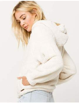 Billabong Warm Regards Womens Sherpa Hoodie by Billabong