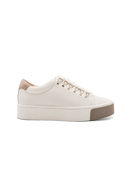 Handan Sneaker In White by Joie