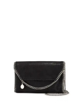 Stella Mc Cartney Falabella Shaggy Deer Shoulder Bag by Stella Mc Cartney