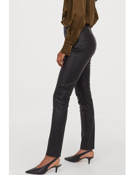 Legging En Cuir by H&M
