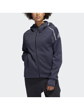 Adidas Boston Marathon® Z.N.E. Hoodie Women's by Adidas