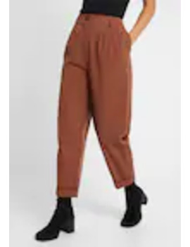 Martha Pleat Trousers   Tygbyxor by Topshop