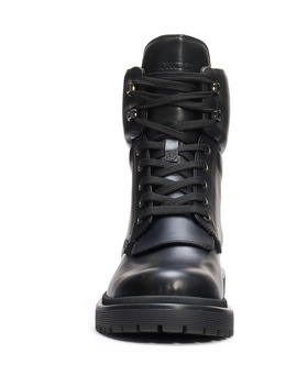 Patty Combat Boot by Moncler
