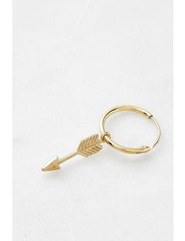 Serge De Nimes Single Arrow Earring by Serge De Nimes