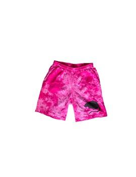 Stray Rats Pink Dye Jammer Shorts (Medium) by Stray Rats  ×